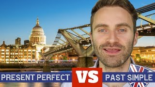 Present Perfect vs Past Simple | Grammar Time!