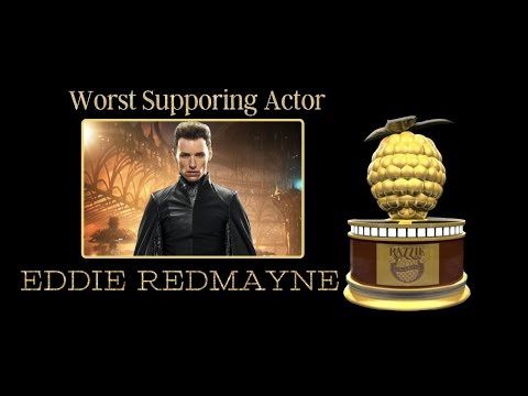 36th Razzies - Worst Supporting Actor - Eddie Redmayne