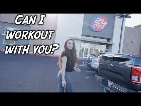 Picking up Girls at the Gym