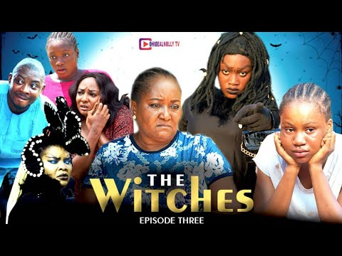 Download THE WITCHES Episode 3  New movie, SHARON IFEDI//MERCY KENNETH 2021 Latest Nollywood Movie