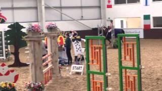 POYS JC winner lap of honour