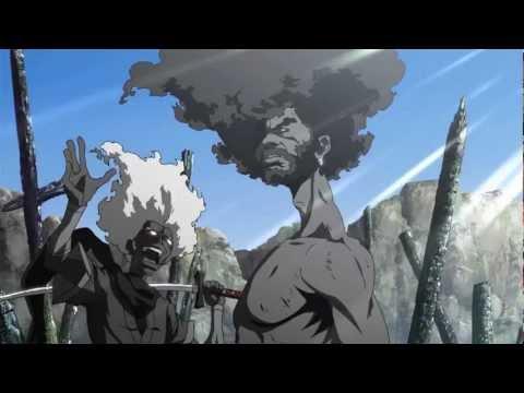 Afro Samurai Resurrection Ninja Ninja | Allright!!! That's what i'm talkin' 'bout |