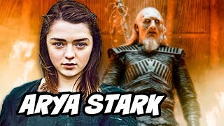 Game Of Thrones Season 8 Arya Stark Valyrian Steel Dagger Theory
