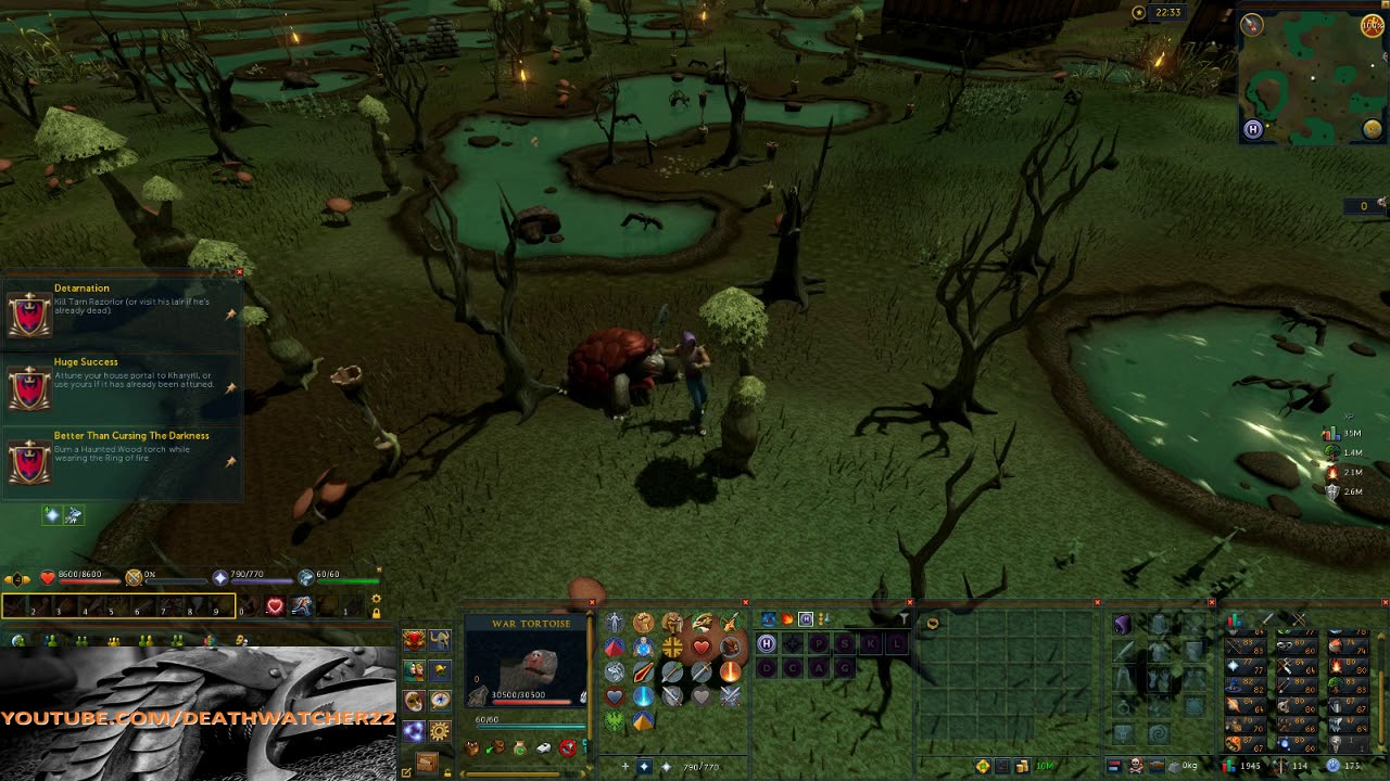 Better Than Cursing The Darkness Morytana Hard Task In Runescape