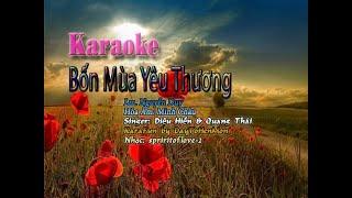 [Karaoke Demo] Chúa Như Làn Sương Mai (Giọng Ca Diệu Hiền & Quang Thái)