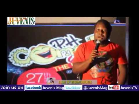 Video (stand-up): Dan D' Humorous & Angel D'Laff at P.H Comedy Club