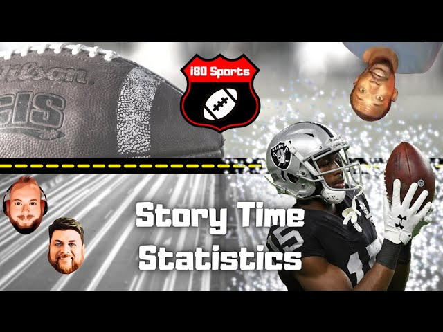 NFL- Story Time Statistics