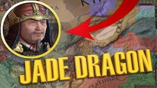 ОБЗОР НОВОГО DLC - Crusader Kings 2: Jade Dragon - Китай и Тибет