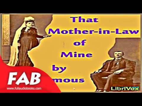 That Mother in Law of Mine Full Audiobook by General Fiction Audiobook