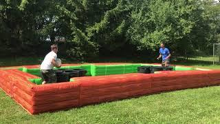 Fußball Ping Pong