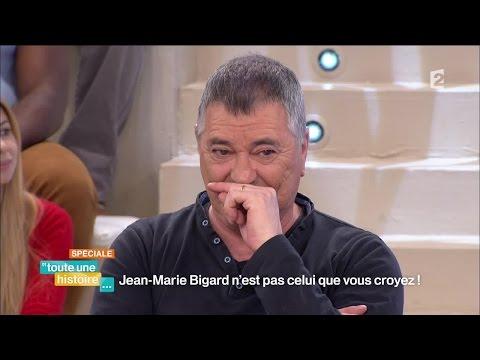 Toute une histoire : Jean-Marie Bigard et Lola parlent de leur amour - REPLAY