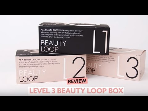 Review: October Level 3 Beauty Loop Box I MECCA Beauty Junkie