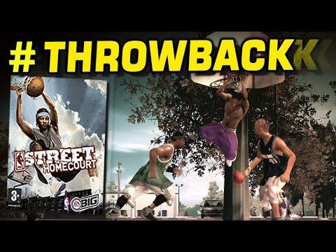 NBA Street Homecourt THROWBACK