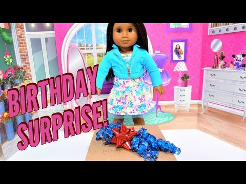 Birthday Surprise! American Girl Truly Me #47 Doll & Accessories