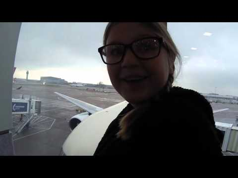 MinnieWishes Disney World Holiday - Feb 2015 : Day One - Journey to Florida