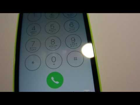 Как изменить номер смс центра в айфоне
