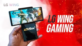 LG Wing Gaming First-Look | PЏBG Mobile