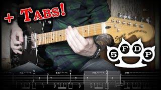 Скачать Five Finger Death Punch Fake Guitar Cover W Tabs