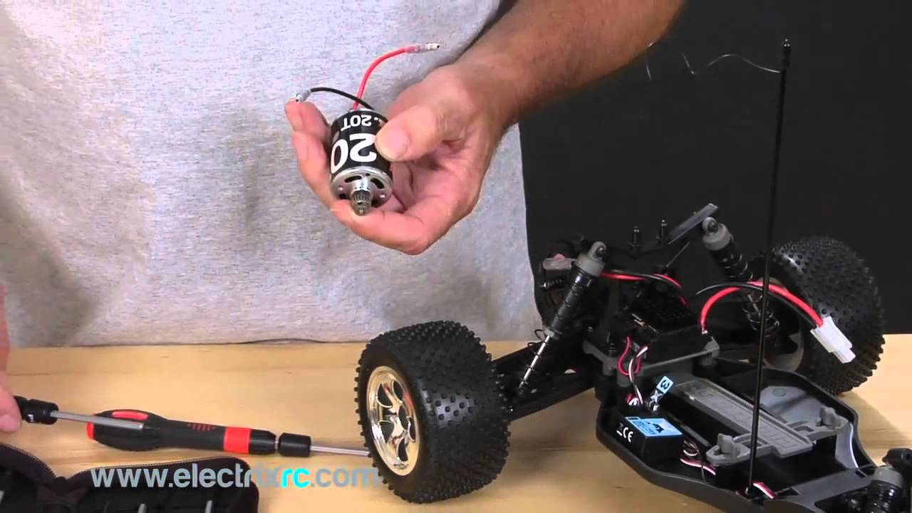 Electrix Rc How To Motor Replacement Youtube Radio Controlled Electric Switch R C