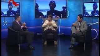 Rafael Lacava en Meridiano Televisión parte 1