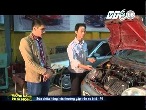 Kỹ thuật sửa chữa hư hỏng thông thường trên xe Ô tô - Phần 1