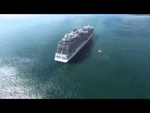 Tocht Jersey met brugge marine Center juli 2015