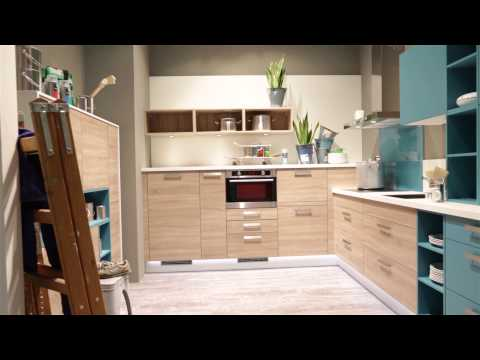 express k chen living kitchen 2015 imm nolte group youtube. Black Bedroom Furniture Sets. Home Design Ideas