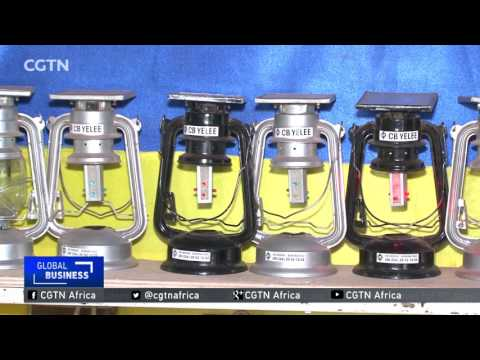 Solar lamps solve electricity challenges in Burkina Faso