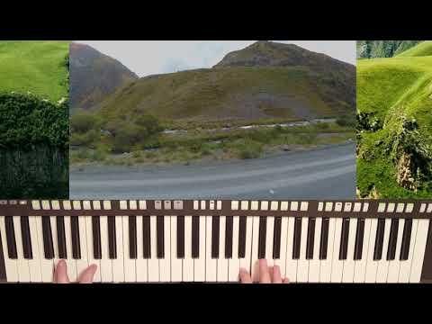 Summer Memories O Henri Pfr - La Belle Mixtape (cover) на YAMAHA PSR S770