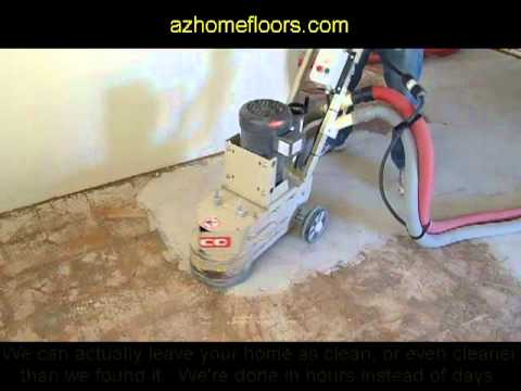 Whoa Phoenix Dust Free Tile Removal And Thinset Removal