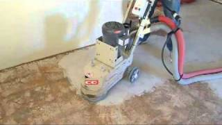 Whoa!! Phoenix Dust Free Tile Removal And Thinset Removal Tool Fast And Clean?  It's True!