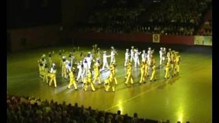 The Royal Swedish Navy Youth Band, Musikparade der Nationen (1)2