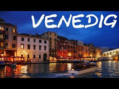 Venedig Sehenswürdigkeiten [4K]