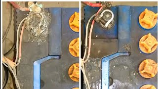 How To Clean Battery Terminals Fast.(Urdu)