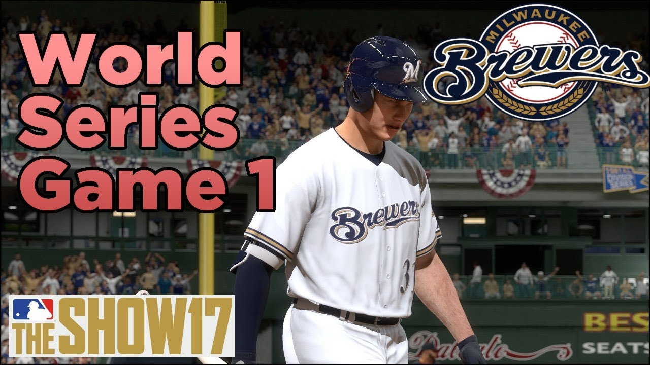 official photos 5d36f 8cb99 MLB The Show 17 Franchise - Milwaukee Brewers - CHRIS SALE IS A MONSTER |  World Series Game 1