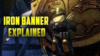 destiny iron banner how to claim your rewards tutorial