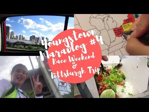 Youngstown Maravlog #4: Race Weekend & Pittsburgh Trip!