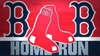 Boston Red Sox 2018 Home Run Song