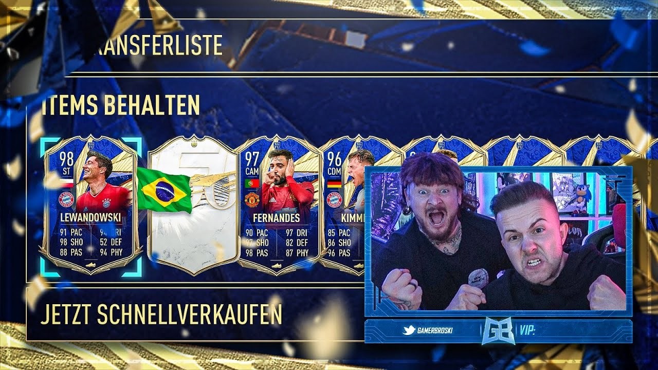 ICON PACK LUCK 😱 TOTY LIGHTNING ROUNDS Best Of 🔥 FIFA 21: TOTY Pack Opening