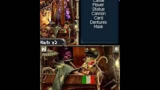 Nintendo DS ► Mystery Case Files ► MillionHeir