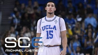 LiAngelo Ball arrested in China for shoplifting with 2 other UCLA players | SC6 | ESPN