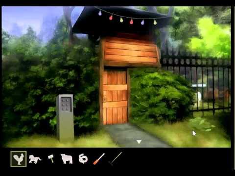 Japanese Garden Escape Walkthrough - YouTube