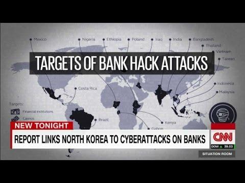 N.Korea linked to more bank hacks