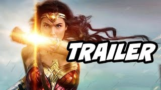 Wonder Woman Trailer Breakdown - Rise Of The Warrior