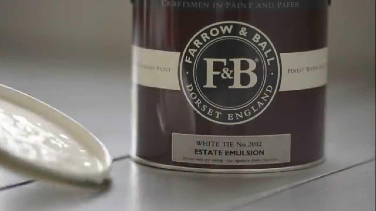Farrow and ball white tie - Farrow Ball White Tie No 2002