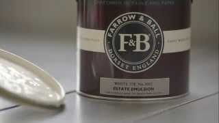 Farrow & Ball White Tie No. 2002