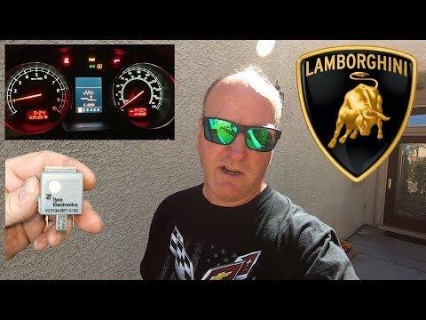 Lamborghini eGear Troubleshooting – Part 1