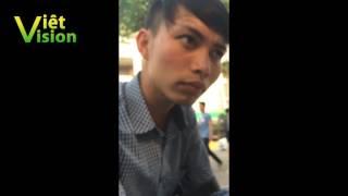 Thanh niên truyền đạo lạ trái phép bị đệ tử Trần Nhật Quang vạch măt