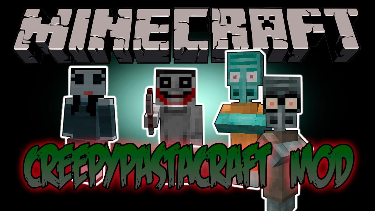 minecraft mod creepypasta