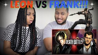 ScrewAttack 'Leon Kennedy VS Frank West (Resident Evil VS Dead Rising) | DEATH BATTLE' REACTION!!!